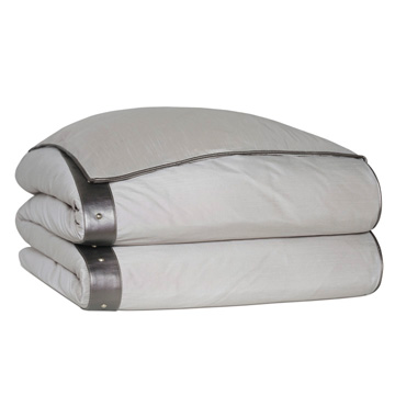 Edris Fog Duvet Cover and Comforter