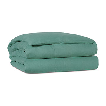 Resort Aqua Duvet Cover and Comforter