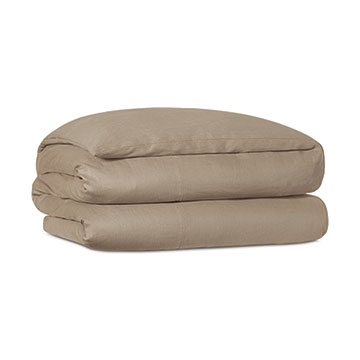 Resort Bisque Duvet Cover and Comforter