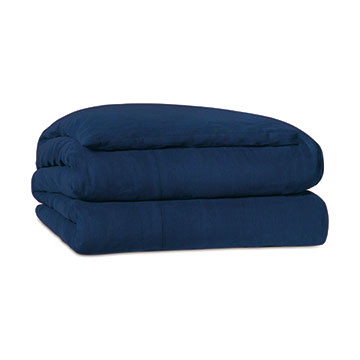 Resort Indigo Duvet Cover and Comforter