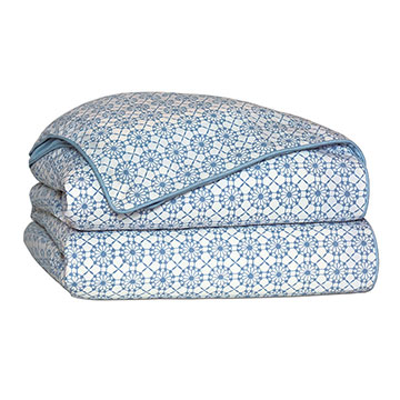 PASHA SKY DUVET COVER AND COMFORTER and Comforter