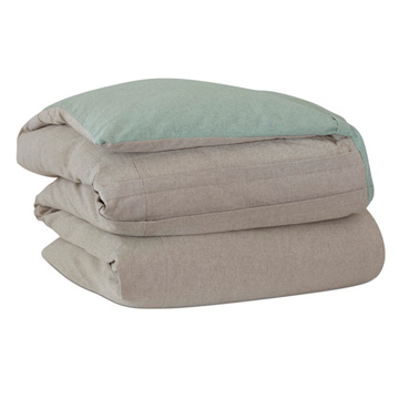 EVANGELINE REVERSIBLE DUVET COVER and Comforter