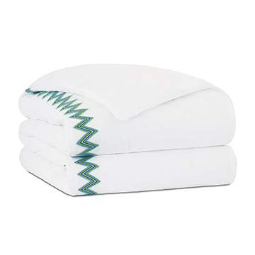 NAMALE CHEVRON DUVET COVER and Comforter