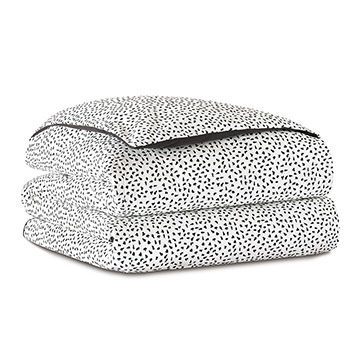 CAMDEN SPECKLED DUVET COVER and Comforter