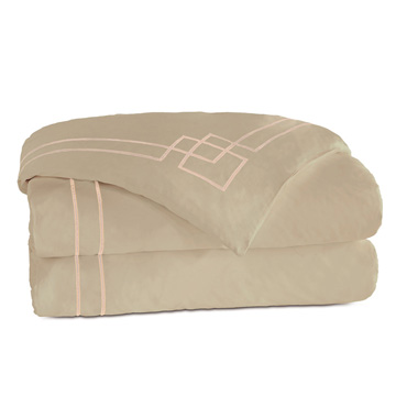 GRAFICO SABLE/NECTAR DUVET COVER and Comforter