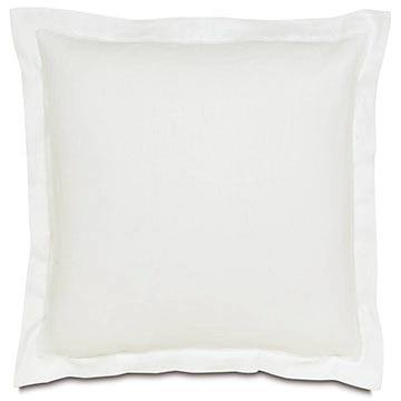 BREEZE WHITE EURO SHAM