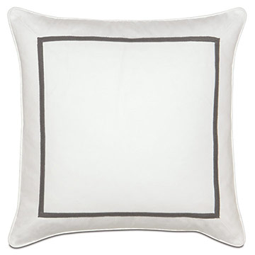 AUTRY WHITE EURO SHAM