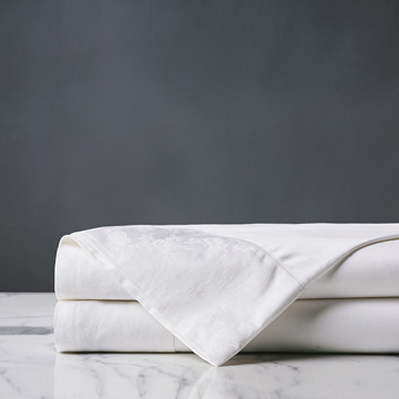 MILLEFLEUR WHITE FLAT SHEET