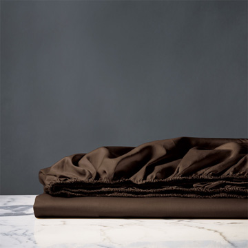 NUVOLA CLASSIC WALNUT FITTED SHEET