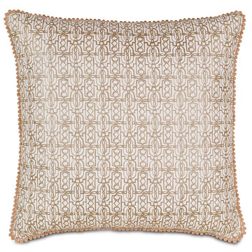 Cordova Taupe WITH beaded trim