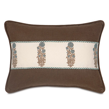 LATIKA CORNFLOWER PILLOW