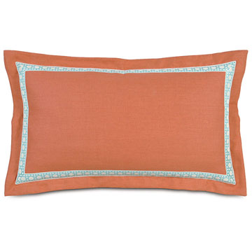BREEZE TANGERINE KING SHAM