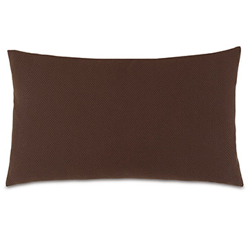 Bozeman Brown King Sham
