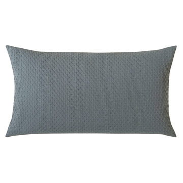 Tegan Matelasse King Sham in Teal