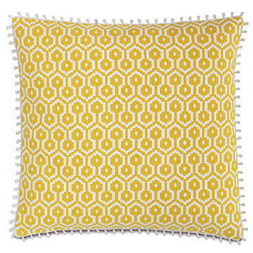 Zuni Lemon WITH loop trim