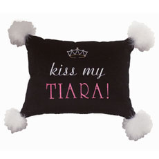 Kiss my tiara!