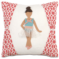 MATILDA DRESS UP PILLOW