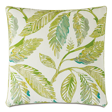 NAMALE BOTANICAL DECORATIVE PILLOW