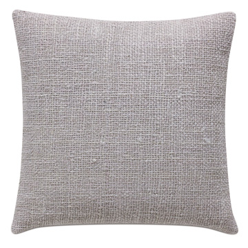 Naomi Solid Accent Pillow in Lilac