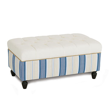 Filly White Storage Chest