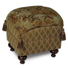UMBRIDGE PILLOW TOP OTTOMAN