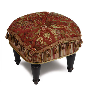 TOULON PILLOW TOP STOOL