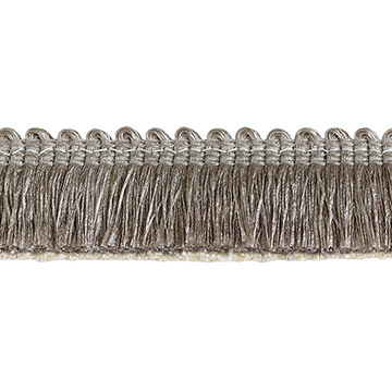 Brush Fringe Ezra B (Gravel)