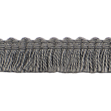 Brush Fringe Landon B (Charcoal)