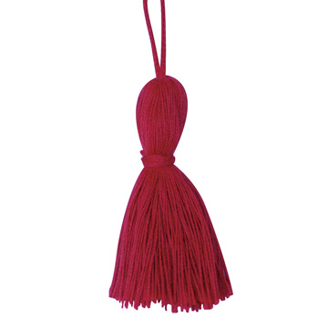 Tassel Akela A Red