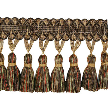 TASSEL TRIM HAYWORTH