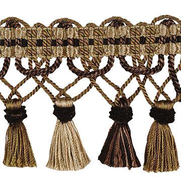 TASSEL TRIM LANGDON