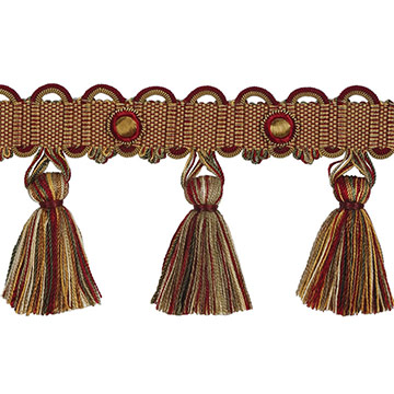 TASSEL TRIM TOULON