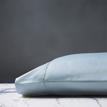 ROMA LUXE AZURE PILLOWCASE