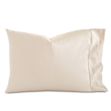 MILLEFLEUR ECRU PILLOWCASE