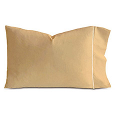 LINEA ANTIQUE/ECRU PILLOWCASE