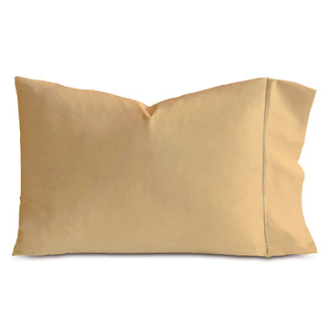 LINEA ANTIQUE/SABLE PILLOWCASE