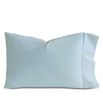 LINEA AZURE/AZURE PILLOWCASE