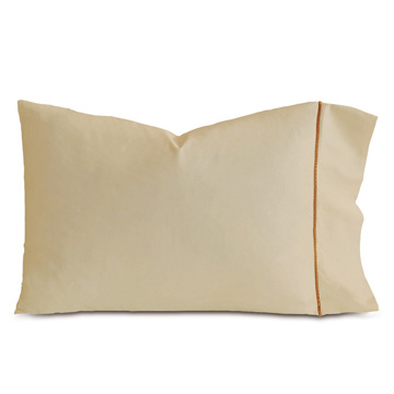 LINEA SABLE/ANTIQUE PILLOWCASE