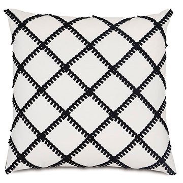 Baldwin White WITH trellis (reversible)