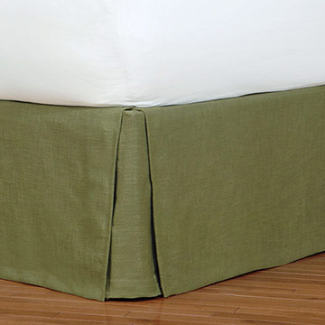 HABERDASH PESTO SKIRT