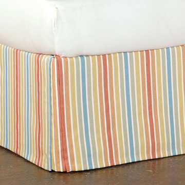 PARADISE SUNRISE BED SKIRT