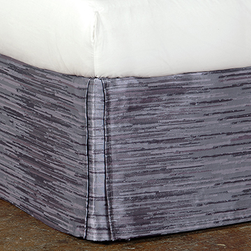 HORTA LILAC BED SKIRT