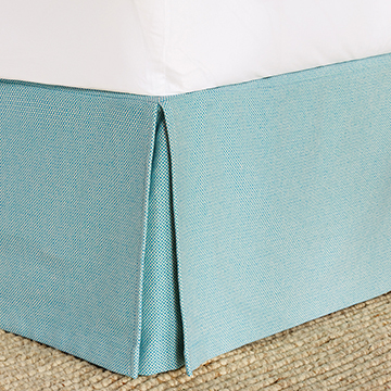NAMALE TEXTURED BED SKIRT
