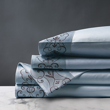 ORNATO AZURE SHEET SET