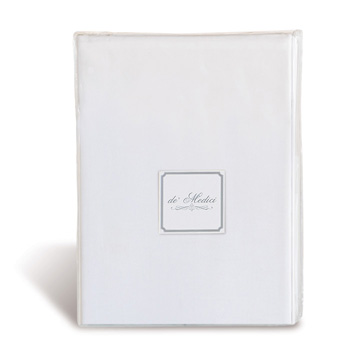 FRESCO LUXE WHITE SHEET SET