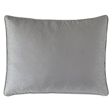 SILVIO EMBROIDERED STANDARD SHAM