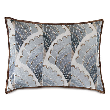 INDOCHINE ART DECO STANDARD SHAM