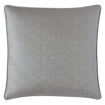 SILVIO EMBROIDERED DECORATIVE PILLOW