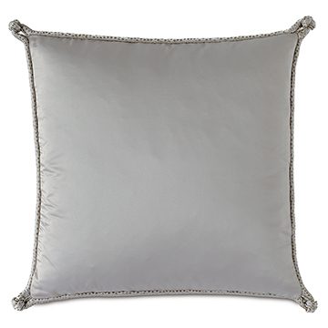 SILVIO TURKISH KNOT DECORATIVE PILLOW