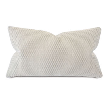 WELLFLEET TEXTURED DECORATIVE PILLOW